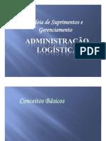 3º Estratégia de Logística