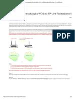 Como configurar a função WDS no TP-Link Roteadores Wireless _ TP-Link Brasil
