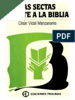 Cesar Vidal - Las Sectas Frente a La Biblia