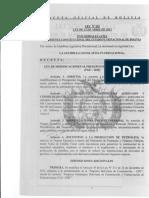 Ley 233 Modificacion Presupuesto General del Estado