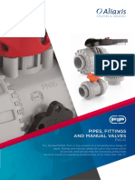 MANUAL PVCC valve
