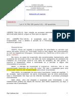 Lei 9.784 - Em Exercícios CESPE - Aula_03 - Part.2 IMPRIMIR.pdf