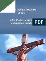Muerte cientifica de Jesus