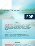 Water Treatment - 2