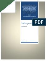 Exercícios Interpretação (1)