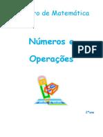 20 fichas matematica numeros e operações