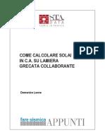 Come calcolare solai in C.A. su lamiera grecata collaborante.pdf