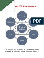 McKinsey 7 S Framework.docx