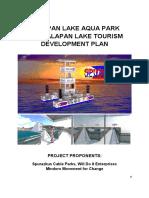 Calapan Lake Development Plan