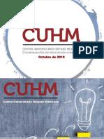 1. CUHM. Fundamentos teóricos del enfoque por competencias