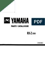 Yamaha RX-Z (6-SPEED)