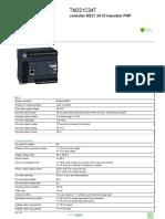 PLC Modicon M221_TM221C24T