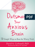 Outsmart Your Anxious Brain - David A. Carbonell.epub