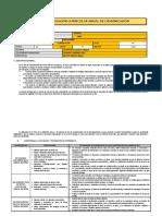PROGRAMACIÓN CURRICULAR ANUAL DE COMUNICACIÓN 3° DE SECUNDARIA MODELO 1.docx