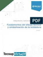 1 fundamentos del dibujo tecnico y simbolozacion de la soldadura.pdf