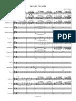 Arvore Cortada (Valesca Mayssa) - Score and Parts (1) (1)