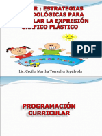 TALLER DE EXPRESIÓN GRÁFICO PLÁSTICO