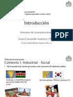 Sistemas de Comunicaciones 1 - Introducción y señales