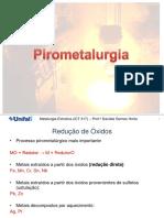 ICT 317_2_Redução de óxidos