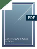 Alegebra relacional base de datos.docx