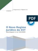 O Novo Regime Jurídico da SST