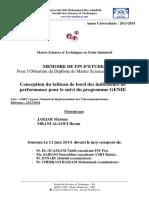 Conception du tableau de bord  - JARJAR Mariem_2282.pdf