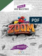 EBDV ZOOM - Manual Adolescentes