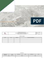 PAF 001 Falla del Sistema de la Chancadora Primaria