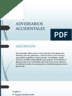 ADVERSARIOS ACCIDENTALES - EXPOSICIÓN