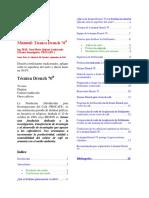 documento tecnico drench procafe