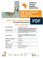 """Africa Youth Energy Innovator submission"" Tinemi D Hondo.docx"