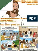 HOJITA DOMINICAL DOMINGO VI TO A20 SERIE