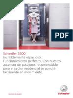 Catalogo Schindler3300