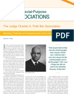 The Judge Charles A. Pratt Bar Association