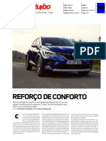 "Novo Renault CAPTUR TCe 130 na ""Turbo-Frotas"""