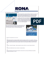 Comment Demarrer Piscine-Rona