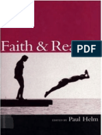 Paul Helm - Faith and Reason (Oxford Readers) (1999)