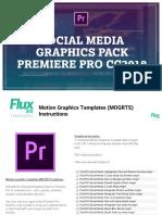 Premiere-Pro-Social Media Customization Instructions