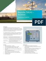 7SR242 Duobias Flyer