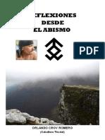 Croy Romero - Reflexiones desde el Abismo - 387 pág.pdf