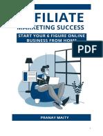 Affilite Marketing Success