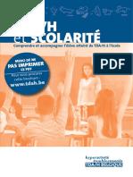 TDA-H et scolarité - Comprendre et accompagner l élève atteint de TDA-H à l école (décembre 20 (ressource 7699).pdf