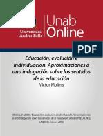 _Educacion, Evolucion e Individuacion_unlocked