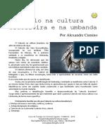 Alexandre Cumino - Caboclo na Cultura Brasileira e na Umbanda