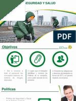 Presentación Inducción SST Bolivar
