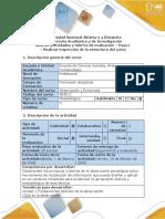 Guía de actividades y rúbrica de evaluación - Paso 1 - Realizar inspección de la estructura del curso.docx