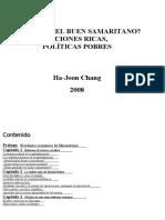 Qué Fue Del Buen Samaritano. Naciones Ricas Políticas Pobres.pdf