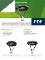 CONEXLED ORNAMENTAL CLD-E - Prumirim
