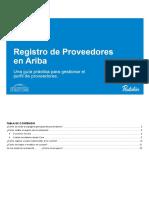 Manual de Inscripción de Proveedores Ariba.pdf