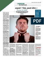 L'INTERVIEW du JDC